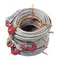 Cablu antigiratoriu pentru trolii L 25 m