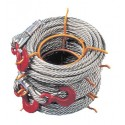 Cablu antigiratoriu pentru trolii L 20 m
