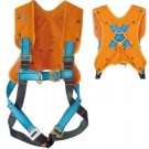 1-Vesta de siguranta culoarea portocaliu
