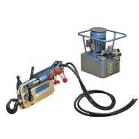 Troliu TU16H cu pompa electrica 1 ramura