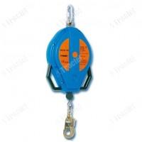 Dispozitiv de oprire a caderii cu cablu galvanizat