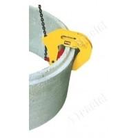 Carlig pentru conducte din beton