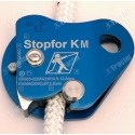 Stopfor™ KM, M41 connector and 0,3 m webbing lanyard