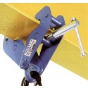 LT-2B beam clamp for hoists