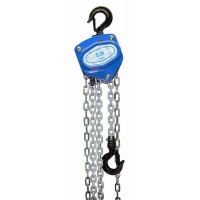 Tralift™ 500 Manual chain hoist with load limiter