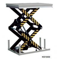 Platforma de ridicat tip foarfeca HT1000