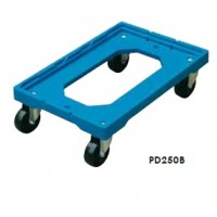 Carucior de plastic pentru marfa PD250B