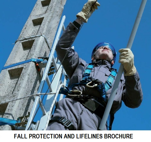 LIFELINES AND HARNESSES FALL PROTECTION