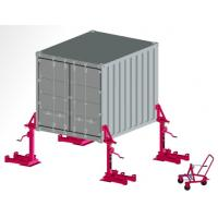 ISO Containers lifting and handling equipments