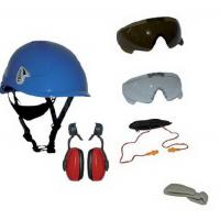 Helmet and accessories