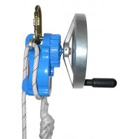 Automatic friction descender - Derope™