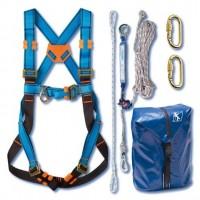 Set echipamente de protectie anticadere pt acoperis