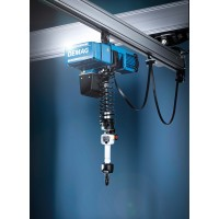 Electropalan cu lant DEMAG DCBS-Pro 2-160