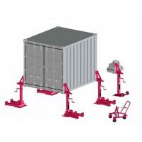 Cricuri de ridicat containere ISO