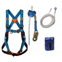 Set echipamente de protectie pt acces vertical 5