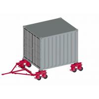 Set de roti pentru deplasare containere 32t