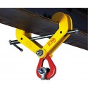 GP-1 Beam clamp with clamping, 1000kg