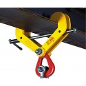 GP-2 Beam clamp with clamping, 2000kg