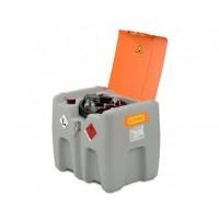 Rezervor carburant CEMO DT Easy 210L, SP30 12V, 30 l/min, cu capac ce respecta normele ADR