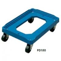 Carucior de plastic pentru marfa PD150